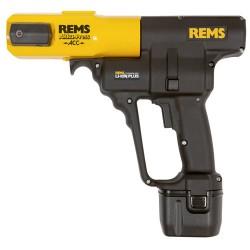 REMS Акку-Пресс АСС Аккумуляторный радиальный пресс с сигналом отключения