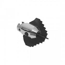 Зубчатый крестообразный лепестковый бур для REMS Кобра