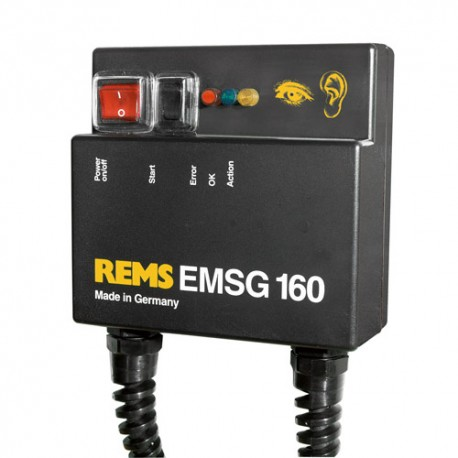 REMS ЭМСГ 160 устройство для сварки электромуфтами